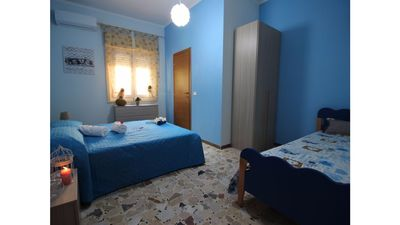 Photo for B & B VistaMare in Agrigento! ORANGE QUADRUPLE ROOM
