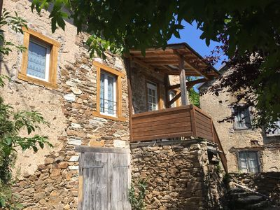 Photo for 2BR House Vacation Rental in Ledergues, Occitanie