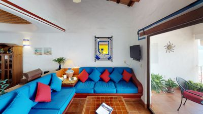 Photo for 2BD Penthouse for rent in Los Muertos Beach, Puerto vallarta