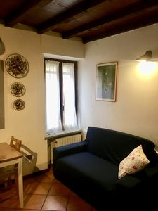 Photo for Two-room apartment 50 meters from the ducal garden