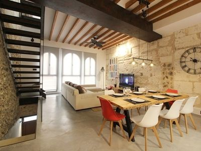 Photo for Traditional Majorcan apartment in the old town - Apartment Centric