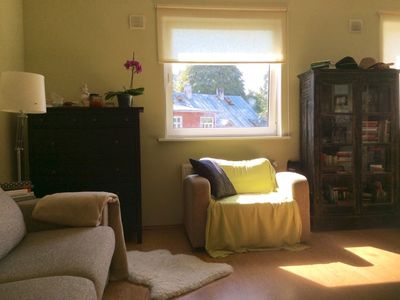 Photo for Spacious studio apartment with a balcony