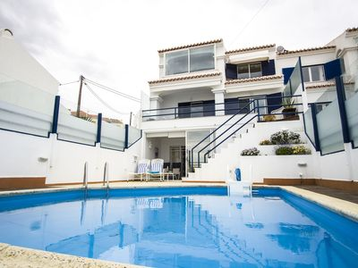 Photo for Blue Star Ericeira - Beautiful oceanfront villa with private swimming-pool