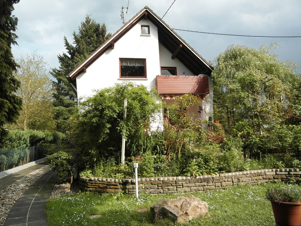 Detached House In Bonn Area Quietly Yet C Homeaway
