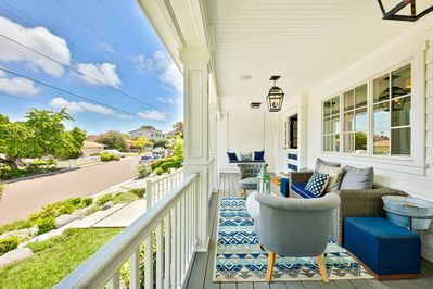 """Entry welcomes you into this one of a kind Cape Cod style home in the """"Wooded Area"""" of Point Loma near the Nazarene Point Loma campus."""