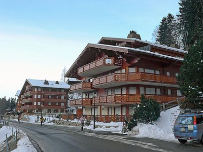 Photo for Apartment Les Cîmes  in Gryon, Alpes Vaudoises - 4 persons, 2 bedrooms