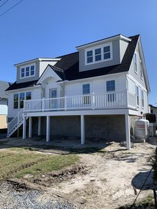 Photo for Hot New Rental,  Ready for Summer June 1 - 2 blocks to the beach!
