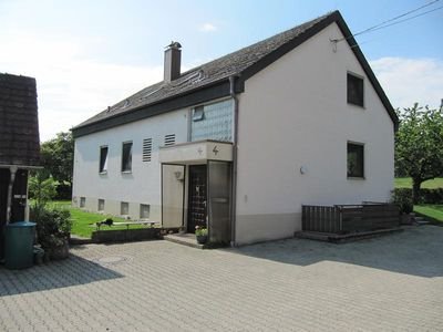 Photo for Cosy holiday apartment in the house Hasenweide with balcony and WLAN; parking available