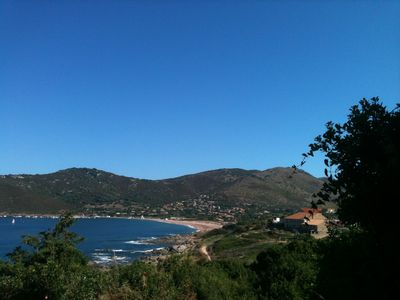 Photo for Seaside holidays in Corsica.