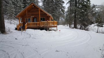 Heron's Roost Cabin #2 - Our New Cabin!