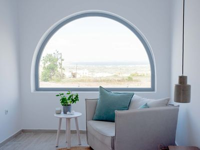 Photo for Naxos Infinity Private Villa FULLY Renovated 2019