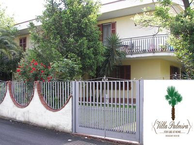 "Photo for Avellino Apartment in a quiet and safe hillside village - ""Villa Palmira"""
