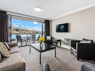Photo for Lake Views at The Shores - Private Apartment