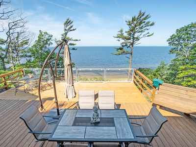 Lake Michigan Property - Amazing Views & Walk-able Beach