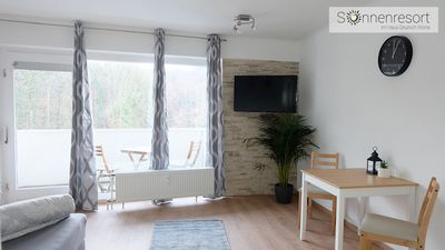 Photo for Bright holiday apartment in Bad Rothenfelde