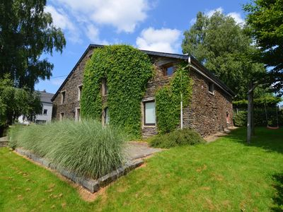 Photo for Cottage in local stone and slate in a small village not far from Bouillon