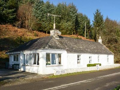 Photo for FISH HOUSE, pet friendly, with open fire in Kirkcudbright, Ref 931443