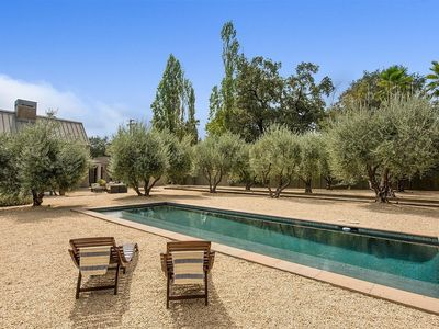 Photo for Pool, Bocce, Olive Grove, Walk to town