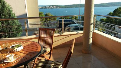 Photo for Apartment HZ  - Trogir, Riviera Trogir, Croatia