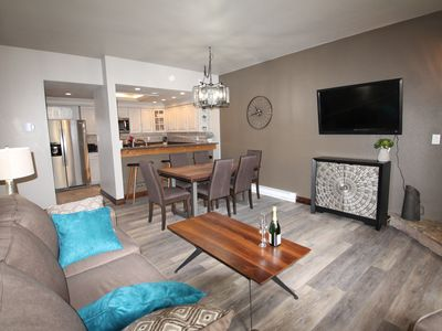 Photo for Professionally Renovated 2 Bedroom Condo with Underground Parking and Elevator