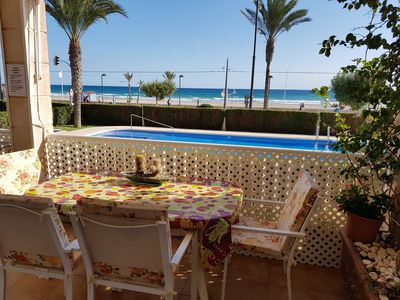 Photo for 1 LINE BEACH APARTMENT SAN JUAN ALICANTE