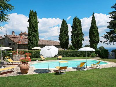 Photo for Apartment Agriturismo La Fornace  in Cavriglia, Siena and surroundings - 5 persons, 3 bedrooms