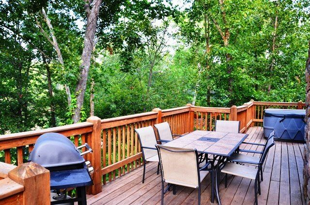 missouri mountain with cabins golf hot private rentals tubs grand at thousand hills branson tub by resort in cabin