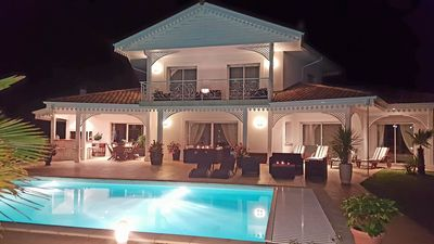Photo for VILLA SPACIOUS AND LUXURY IN QUIET REST AND RELAXATION GUARANTEED!