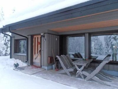 Photo for Vacation home Mustalampi 4 kyyhkynen in Kuusamo - 5 persons, 1 bedrooms