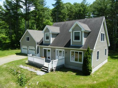 Photo for 3BR House Vacation Rental in Damariscotta, Maine