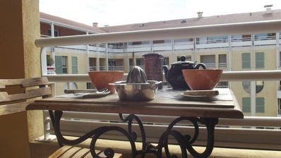 Photo for PORT NICEA - Apartment for 3 people in Nice