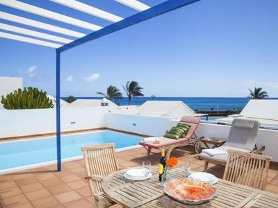 Photo for holiday home, Arrieta  in Lanzarote - 4 persons, 3 bedrooms