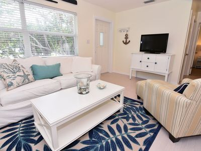 Photo for 2 bedroom duplex near the beach. Nicely updated. BBQ Grill