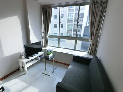 Photo for Amazing Spacious 1 Bedroom Apartment Unit @ Balestier Near MRT & Shopping BL1B