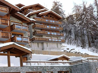 Photo for Apartment in the center of Nendaz with Internet, Lift, Parking, Terrace (441745)