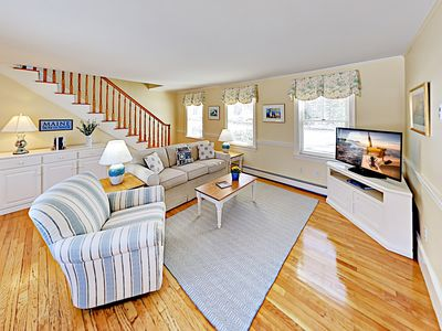 Photo for Charming Apartment on Linekin Bay -- Near Classic Boothbay Harbor Attractions