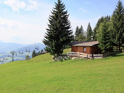 Photo for Detached wooden chalet directly on the slopes