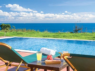Photo for 4 bedroom villa w/ private pool, restaurants in walking distance & Wi-Fi