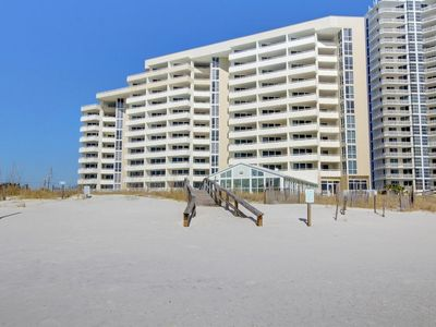 Photo for Gulf Front First Floor Condo Perdido Key FL