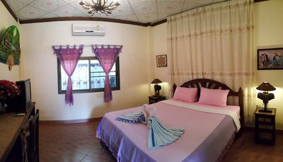Photo for Room bali 21 - 1 Double bed with half-board and daily outings included