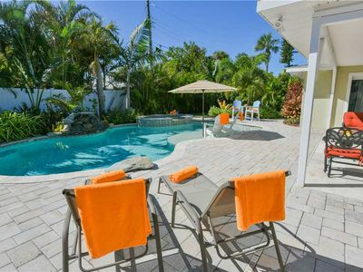 Ground level Home with Private Heated Pool - Inquire for Winter Savings!