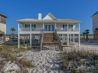Photo for High Tide Gulf Shores Gulf Front Vacation House Rental - Meyer Vacation Rentals