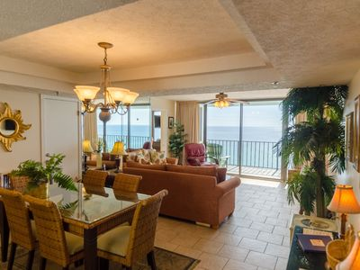Photo for Next Avail Sept 3! 3/3 2 Huge Beachfront King Master Suites! Sleeps 10!