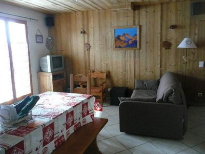 Photo for 5 rooms 8 people 3* exposed South