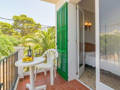 Photo for HOSTAL TALAMANCA HAB. INDIVIDUAL - Apartment for 1 people in Cala D'Or.