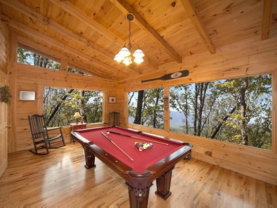 Photo for Save up to 20% on Spring stays | Secluded log cabin perfect to let your cares melt away