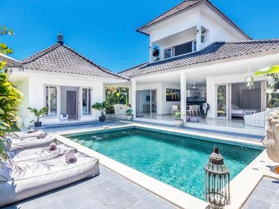 Photo for Tropical 4 BR Villa for Rent in Seminyak