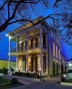 Photo for Two Unit  Luxury Home on St Charles Avenue in the Garden District