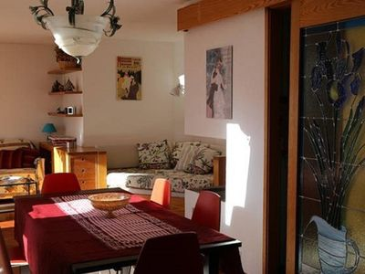 Photo for CERVINIA Full optional apartment on the ski slopes