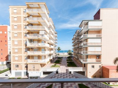 Photo for PROMESA - Apartment with sea views in Playa de Gandia.